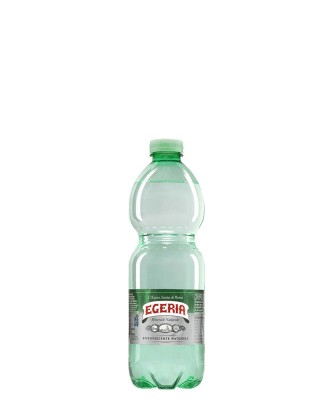 Acqua Egeria Effervescente Naturale Pet 0,50 Lt x 24 Bt