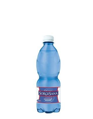 Acqua Sorgesana Leggermente Frizzante Pet 0,50 Lt x 24 Bt