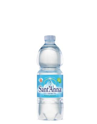Acqua Sant'Anna Naturale Pet 0,50 Lt x 24 Bt