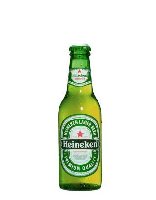 Birra Heineken Vetro 0,33 Cl x 15 Bt