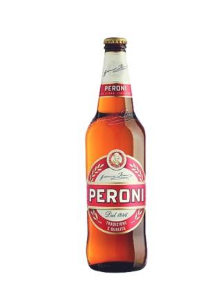 Birra Peroni Vetro 0,66 Cl x 15 Bt