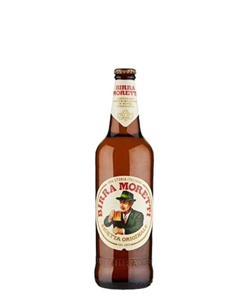 Birra Moretti Vetro 0,33 Cl x 24 Bt
