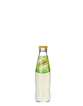 Acqua Tonica Schweppes Limone Vetro 0,18 Cl x 24 Bt