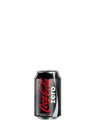 Coca Cola Zero Lattina 0,33 Cl x 24 Pz