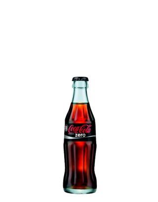 Coca Cola Zero Vetro 0,33 Cl x 24 Bt