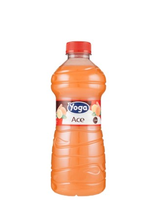 Succo di Frutta Yoga Ace Pet 1 Lt x 6 Bt