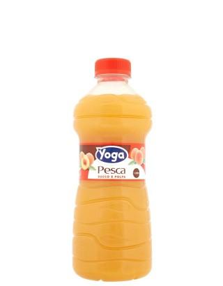 Succo di Frutta Yoga Pesca Pet 1 Lt x 6 Bt